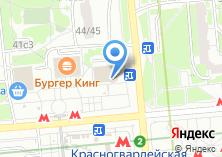 Компания «36,6» на карте