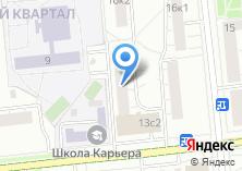 Компания «БалтБет» на карте