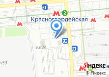 Компания «Магазин хлебобулочных изделий на Ореховом бульваре» на карте
