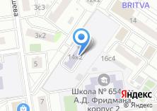 Компания «Детский сад №499» на карте