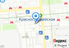 Компания «КРЕДИТНИКЪ» на карте