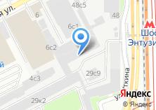 Компания «Амбер» на карте
