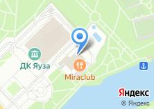 Компания «Miraclub» на карте