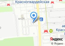 Компания «Магазин овощей и фруктов на Ореховом бульваре» на карте