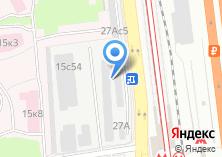 Компания «Кафе на ул. Соколиной Горы 8-я» на карте
