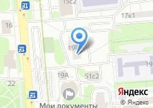 Компания «Сеть магазинов мясной продукции» на карте