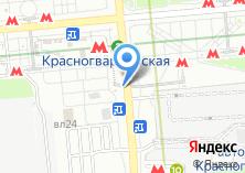 Компания «Станция Зябликово» на карте