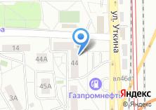 Компания «МосСтройКвадрат» на карте