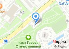 Компания «Baby-steps.ru» на карте