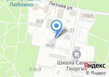 Компания «Дор-Мастер» на карте