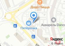 Компания «Косметика» на карте