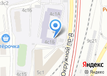 Компания «Московский университет МВД России им. В.Я. Кикотя» на карте