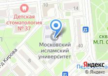 Компания «LuxeDecor» на карте