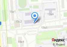 Компания «Средняя общеобразовательная школа №893» на карте