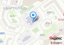 Компания «Средняя общеобразовательная школа №1965» на карте