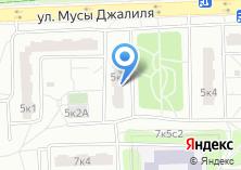 Компания «БАКАР» на карте