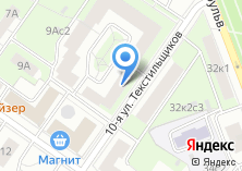 Компания «Артитори» на карте