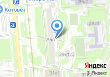 Компания «Антея» на карте