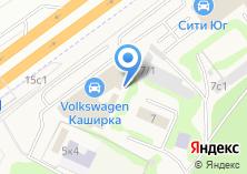 Компания «Сити-Каширка» на карте