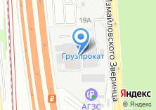 Компания «Вент Корпорация» на карте