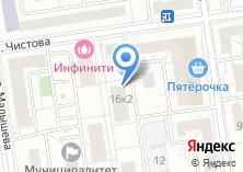 Компания «Пионер-Сервис» на карте