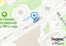 Компания «Метро-хостел 500 рублей - Хостел» на карте