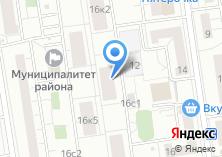 Компания «Строящийся жилой дом по ул. Чистова» на карте