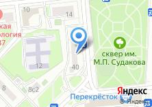 Компания «RedPixel» на карте