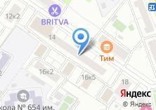 Компания «Детская библиотека №80 им. М.А. Шолохова» на карте