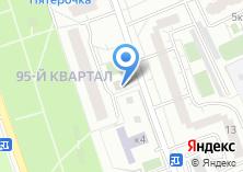 Компания «ОДС Инженерная служба района Текстильщики» на карте
