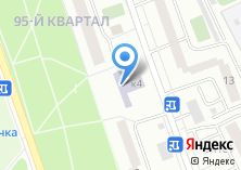 Компания «Детский сад №1713» на карте