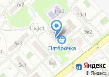 Компания «Mystery» на карте