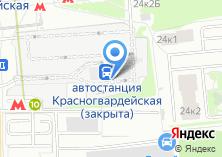 Компания «Красногвардейская» на карте