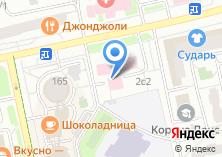Компания «Городская поликлиника №36» на карте