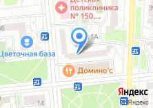 Компания «Стоматологический кабинет» на карте