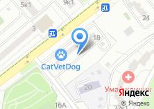 Компания «Ортодонтический центр доктора Гусева» на карте