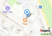 Компания «Стандарт-V» на карте