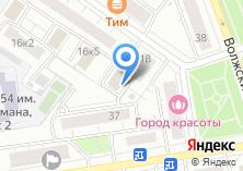 Компания «Пожарная автоматика сервис» на карте