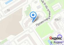 Компания «Авв-электро» на карте
