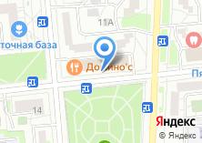 Компания «Магазин музыкальных инструментов на ул. Судакова» на карте