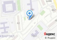 Компания «ОДС Инженерная служба района Люблино» на карте