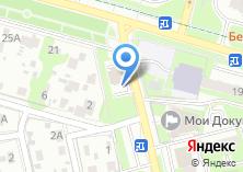 Компания «Колорит» на карте