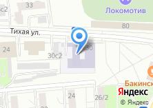 Компания «Российский Экологический Центр» на карте