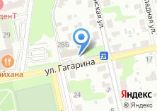 Компания «OrangeComp» на карте