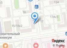 Компания «Дамское счастье» на карте