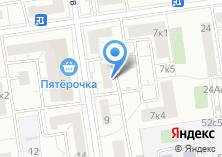 Компания «Мастерская по ремонту одежды и обуви на Текстильщиков 7-ой» на карте