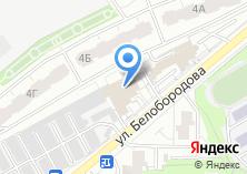 Компания «МЕДИА-БРИДЖ.РФ» на карте
