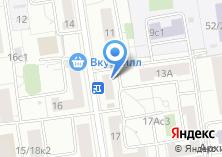 Компания «Korea ABTO» на карте