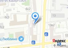 Компания «Залог-Сервис» на карте