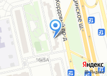 Компания «МОСКОВСКИЙ КРЕДИТНЫЙ БАНК» на карте
